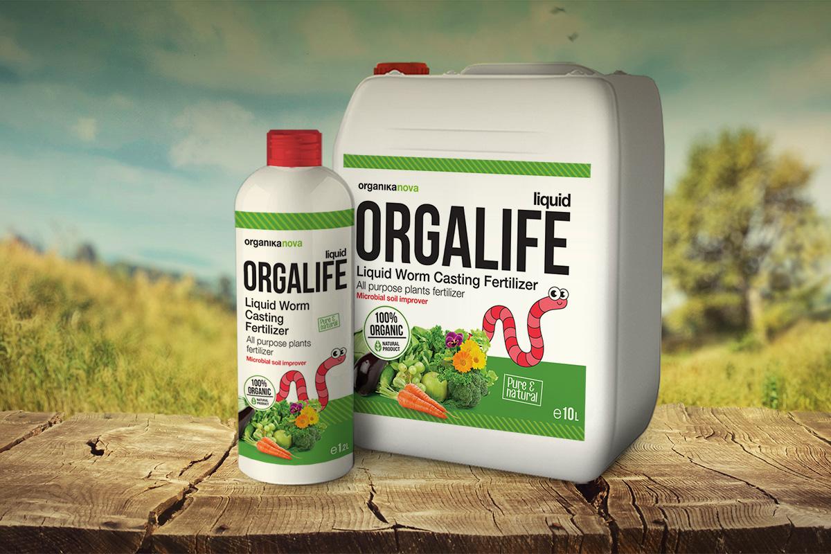 ORGALIFE Liquid 100% ORGANIC - ORGANIKANOVA com